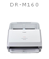 Canon DR-M160 Scanner - Canon DRM160 Scanner - Canon Scanners - Canon Duplex Color Scanner