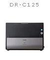 Canon drc125 Scanner - Canon dr-c125 Scanner