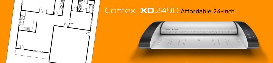 CONTEX XD2490 DRIVERS