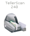 TellerScan 240 Check Scanner