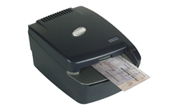 RDM EC7014F Series Check Scanner